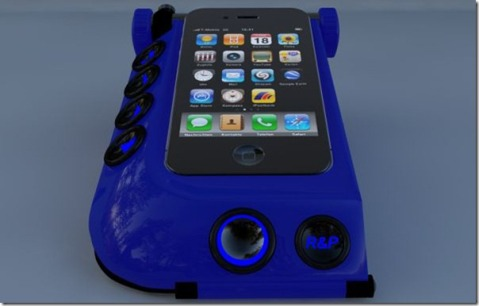 iphone beamer Concept 04