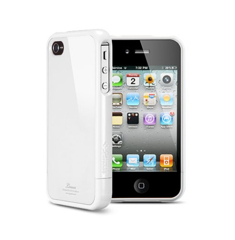 Apple iPhone 4 4S SPG Linear Crystal Case