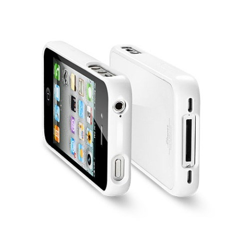 Apple iPhone 4/4S SPG Linear Crystal Case