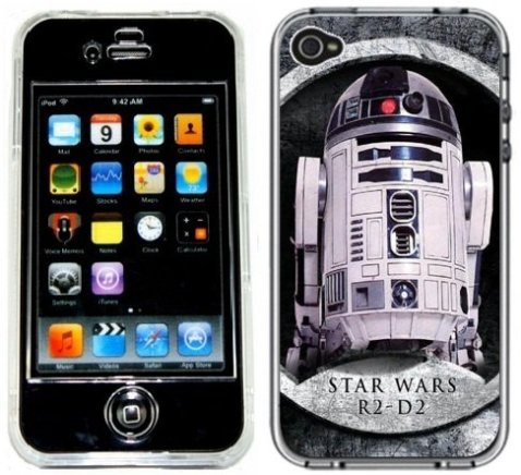 Star Wars Handmade iPhone 4 4S Case