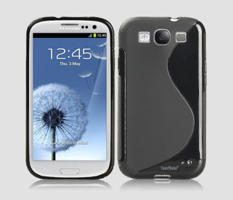 TourMate S Case for Samsung Galaxy S3 i9300 (black)