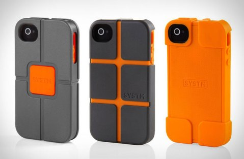 SYSTM Rugged iPhone Case Introduced By Incase