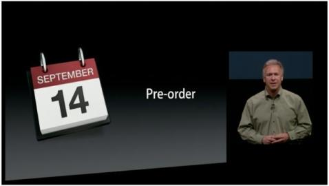 iPhone 5 pre-orders start 12.01 am PT tonight. Set your alarms!