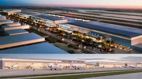 Apple Builds a Spaceship, Google Gets an Airport