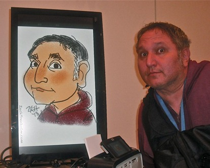 Zach Caricatures 2
