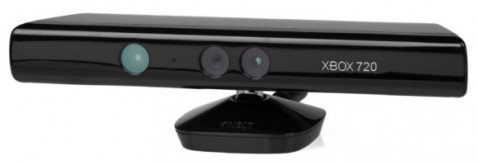 Kinect for Xbox 720