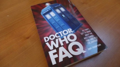 Doctor Who FAQ