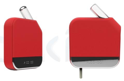 Alcohoot iPhone Breathalyzer